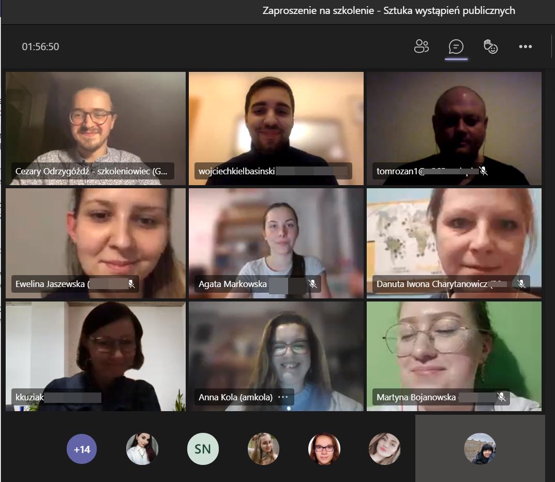 Zrzut z ekranu 3. Seminarium Toruńskiego Tygodnia Pracy Socjalnej (3STTP)